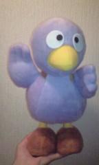 小野まりえ 公式ブログ/紫色の鳥の人。。。 画像1