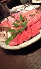 小野まりえ 公式ブログ/肉を食らう。。。 画像1