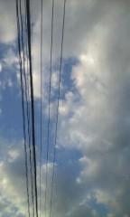小野まりえ 公式ブログ/今の空。。。 画像1