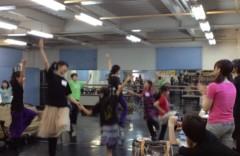 葵うらら 公式ブログ/ダンス稽古p(^_^)q  画像1