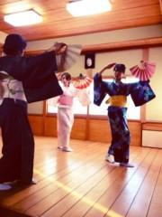葵うらら 公式ブログ/日本舞踊のお稽古へ☆ 画像1
