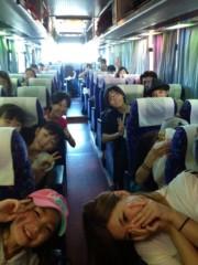 葵うらら 公式ブログ/バスの旅♪(´ε` ) 画像1