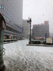 葵うらら 公式ブログ/初雪☆*:.。. o(≧▽≦)o .。.:*☆ 画像1