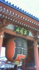 葵うらら 公式ブログ/雷門前にて( ●´∀`●)/ 画像1