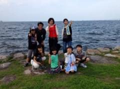 葵うらら 公式ブログ/琵琶湖(^з^)-☆ 画像1