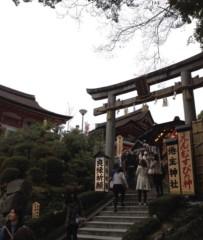 葵うらら 公式ブログ/清水寺へ(*^◯^*) 画像3