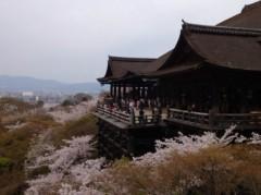 葵うらら 公式ブログ/清水寺へ(*^◯^*) 画像1