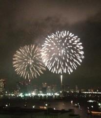 葵うらら 公式ブログ/東京湾花火大会☆*:.。. o(≧▽≦)o .。.:*☆ 画像2