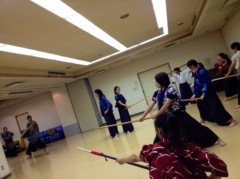 葵うらら 公式ブログ/お稽古です(^з^)-☆ 画像1