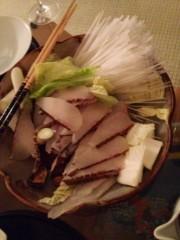 葵うらら 公式ブログ/鯛しゃぶ♡ 画像1