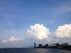 葵うらら 公式ブログ/琵琶湖(^з^)-☆ 画像3