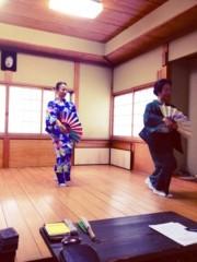 葵うらら 公式ブログ/日本舞踊のお稽古へ☆ 画像2