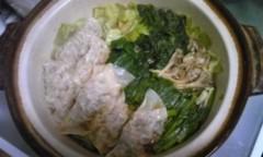芹沢那菜 公式ブログ/うちの晩御飯 画像1