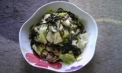 芹沢那菜 公式ブログ/イカスミ 画像1