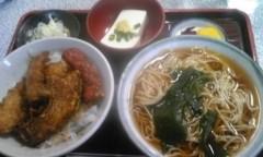 芹沢那菜 公式ブログ/お蕎麦 画像1
