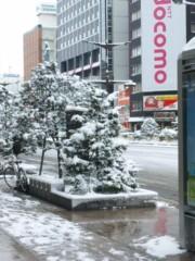 芹沢那菜 公式ブログ/雪 画像1