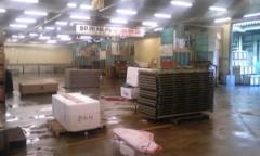 芹沢那菜 公式ブログ/築地市場 画像1