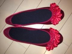 黒田えりか 公式ブログ/赤い靴 画像1