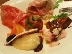 黒田えりか 公式ブログ/イタリアンレストランなう 画像2