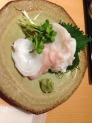 黒田えりか 公式ブログ/たこ 画像1