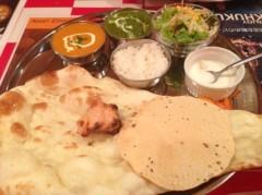 黒田えりか 公式ブログ/インド料理 画像1