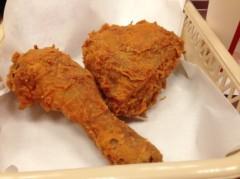 黒田えりか 公式ブログ/KFC 画像1