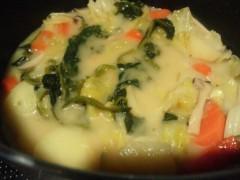 黒田えりか 公式ブログ/チーズ鍋 画像1