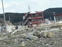 黒田えりか 公式ブログ/@宮城県三陸町 画像1