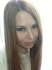 黒田えりか 公式ブログ/ハーフ顔メイク 画像1