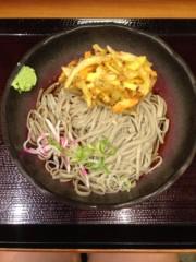 黒田えりか 公式ブログ/蕎麦 画像1