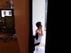 チェウニ 公式ブログ/新曲のジャケット撮影 画像1