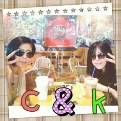 チェウニ 公式ブログ/韓国 画像2