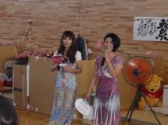 チェウニ 公式ブログ/福島県に慰問にいきました 画像2