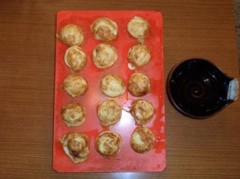 チェウニ 公式ブログ/明石焼き 画像1