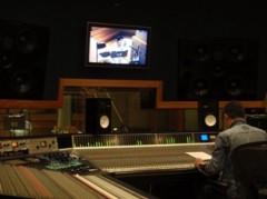 チェウニ 公式ブログ/レコーディング 歌入れ 画像1