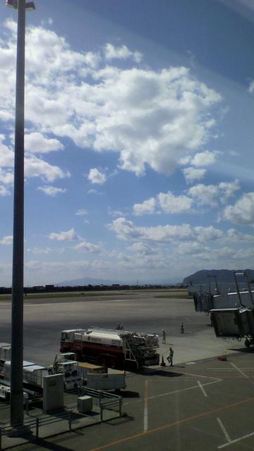 今、函館に着きました。
