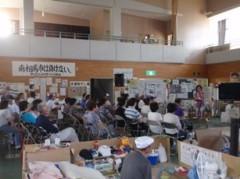チェウニ 公式ブログ/福島県に慰問にいきました 画像1