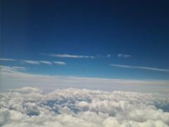 チェウニ 公式ブログ/雲の上から~ 画像1