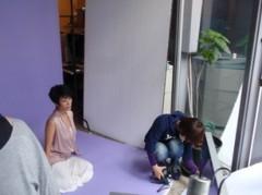 チェウニ 公式ブログ/新曲のジャケット撮影 画像3