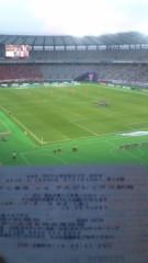 甲斐 真里 公式ブログ/サッカー『東京FC対アルビレックス新潟』 画像2