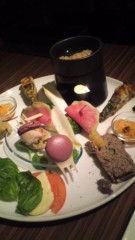 甲斐 真里 公式ブログ/三宮『troop cafe』その1 画像2
