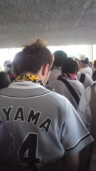 甲斐 真里 公式ブログ/さて、阪神タイガース! 画像1