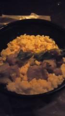 甲斐 真里 公式ブログ/真夜中に食べた親子丼。 画像2