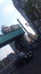 甲斐 真里 公式ブログ/王子駅近く。 画像1