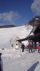 甲斐 真里 公式ブログ/初滑り in Mt.ジーンズ! 画像2