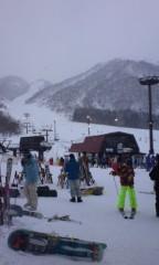 甲斐 真里 公式ブログ/長野『コルチナ国際スキー場』 画像1
