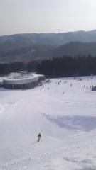 甲斐 真里 公式ブログ/白馬さのさか『Sanosaka Open 2011』 画像2
