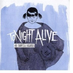 甲斐 真里 公式ブログ/Music ☆Tonight Alive 『All Shapes & Disguises』 画像1