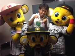甲斐 真里 公式ブログ/甲子園球場! 画像3