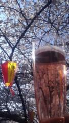 甲斐 真里 公式ブログ/目黒川桜まつり 画像3